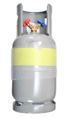 бутылка для рекуперации хладагента 2 -клапанный