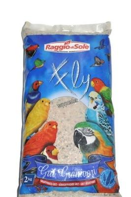 Raggio di Sole Grit 2кг для птиц