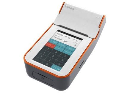 Kasa fiskalna Online ELZAB K-10 dotykowa WiFi
