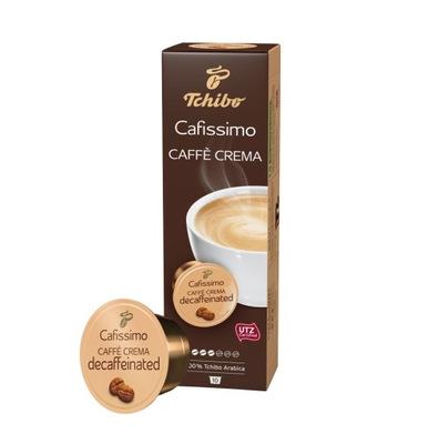 кофе капсулы Tchibo Decaffeinated 10 kapusłek