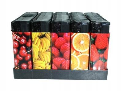 Zapalniczka piezoelektryczna owoce 2szt