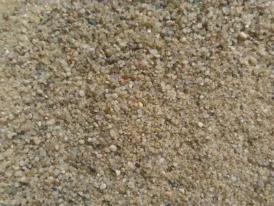 Песок Гравий сушеный
