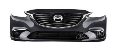 БАМПЕР в СБОРЕ БАРБЕКЮ Mazda 6 2015/2016/17 LIFT