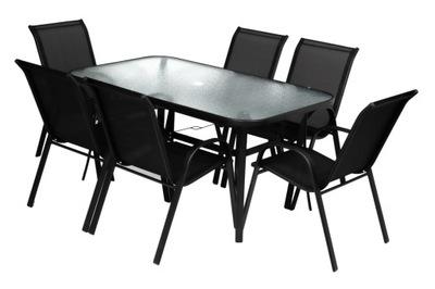 комплект мебели 6 местный
