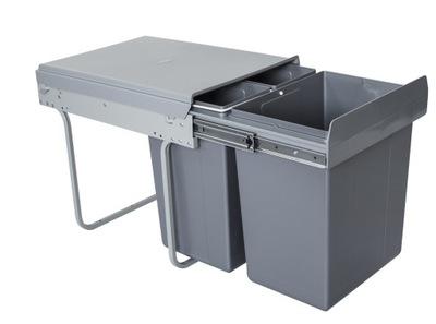 Корзина для мусора Связыватель 400мм МЛ 601-CXB