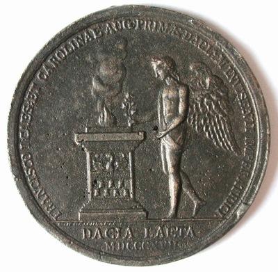 Медаль Визит пары cesarsk Франц И Трансильвания 1814