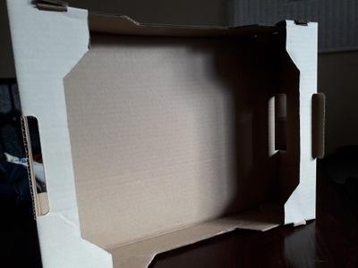 картонные коробки,коробки на пончики 30cmx40cmx9cm