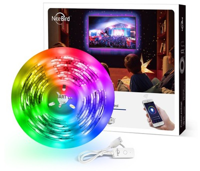 лента LED Wi-fi ПОЯС RGB 2 ,8м Туя GOOGLE ALEXA