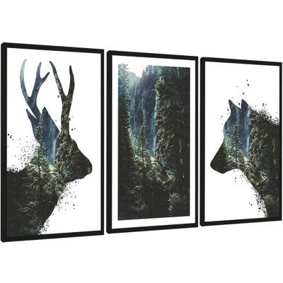 Изображение современный ,плакат в плечо ,Серия 135/65 см