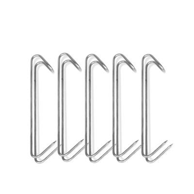 Крючки двойные для коптильне Borniak 5 штук