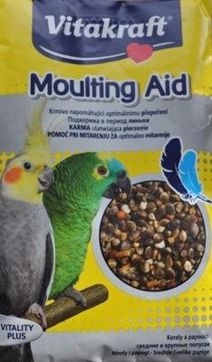 Vitakraft Moulting Aid линька попугаев средних