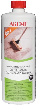 АКЕМИ Очиститель камня Мрамор , бетон ,Кирпич 1л