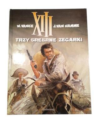 XIII 11. TRZY SREBRNE ZEGARKI 2002 r.