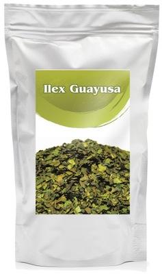 Ilex Guayusa Сестра yerba mate Ekwadorska 250gr