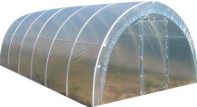 Kyselina záhrada tunel, oceľové konštrukcie 7x3x30