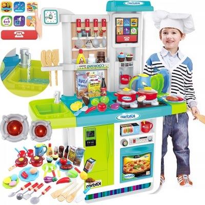 Elektrický pre Deti OBROVSKÝ Zvuk Vody Kuchyňa