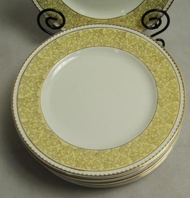 Тарелка посуды , Ridgway Портленд, Керамика Cobridge