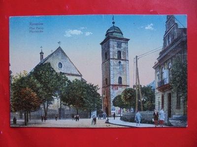 RZESZÓW PLAC FARNY 1917 RR