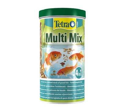 Тетра Pond Multi микс 1л . - смесь продуктов