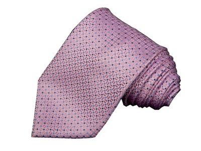 AAK36 Elegancki krawat męski MARKS & SPENCER