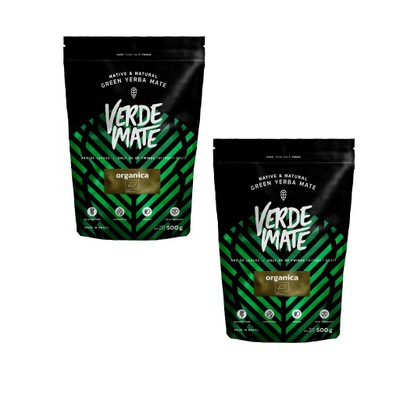 био Yerba Verde Mate green ОРГАНИЧЕСКАЯ 1000г 1кг