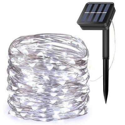 100 LED 10 ? _ _ _ огни солнечное садовое Лампа накаливания Лампы