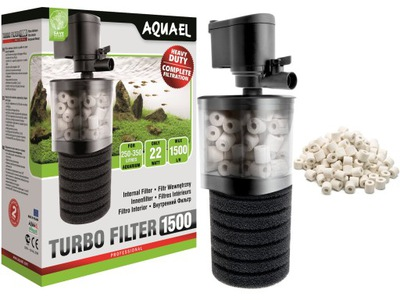 Компания Турбо Одна тысяча пятьсот - фильтр ?????????? ??? аквариум