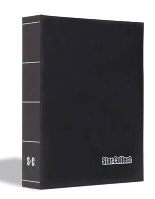 Star Collect - Альбом FDC на 200 почтовых открыток