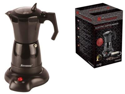 Кофеварка электрическая 6F 300 мл Кофе Кофе ROSSNER