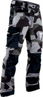 брюки рабочие защитные камуфляж Съемные STALCO L