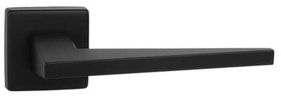Talianske dvere, rukoväť, Milan QR-SL black Mat
