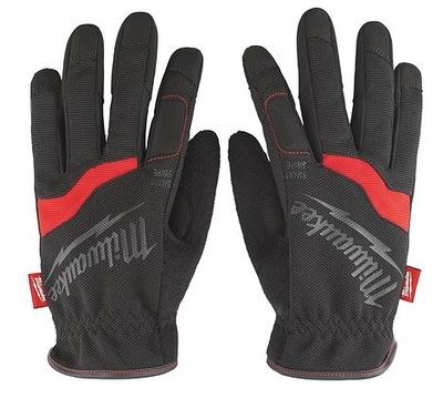 11 pracovné rukavice Zadarmo Flex, Milwaukee XXL