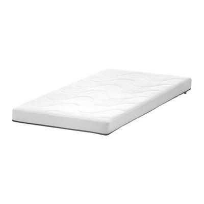 Krummelur Materac Piankowy Do łóżeczka Ikea 7461913510
