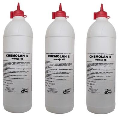 Klej do drewna poliuretanowy D4 CHEMOLAN B45 3kg
