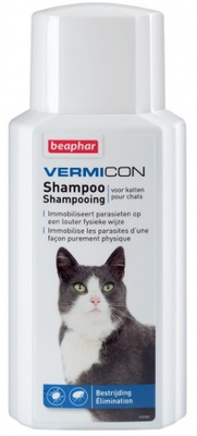 Beaphar kitty-milk, kitty-milk Vermicon шампунь для кошки 200мл