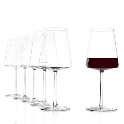 VÝKON Stolzle pohárov na víno 517ml 6pcs nové