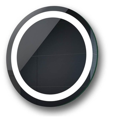 LED zrkadlo 33 Okrúhle 40cm 9,6W A ++ IP20