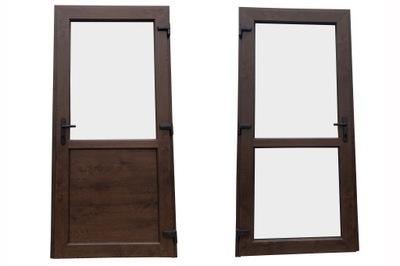 двери Магазина, как Алюминиевый ??? 100x200 -210