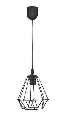 Лампа подвесной светильник потолочные светильники из проволоки ретро loft Бриллиант