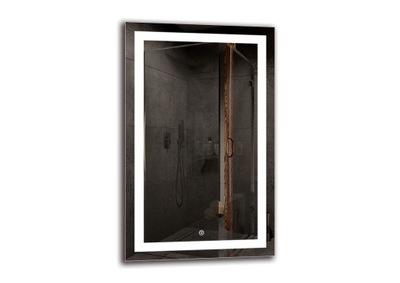 зеркало для ванной комнаты 50x80 с подсветкой LED M1ZD-47
