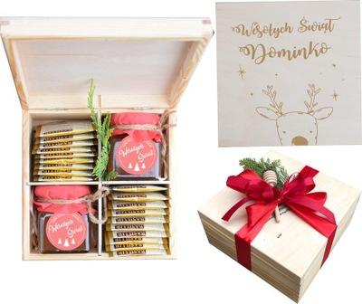 комплект подарок мед + ??? instagram гравер