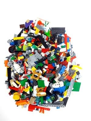 LEGO Mix Zmiešané 1 kg 100% Pôvodné LEGO