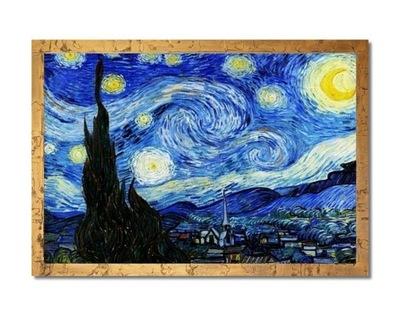 Vincent Van Gogh Gwiaździsta Noc Piękny Obraz 7346558795