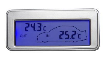 TERMO AUTO LCD INTERIOR I EXTERIOR