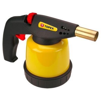 Topex газовая лампа паяльная, горелка, пьезо