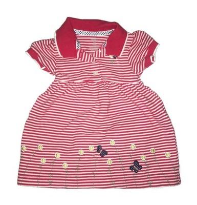 c8fffa542f Sukienka dla dziewczynki polo r.104 - 7163464798 - oficjalne ...