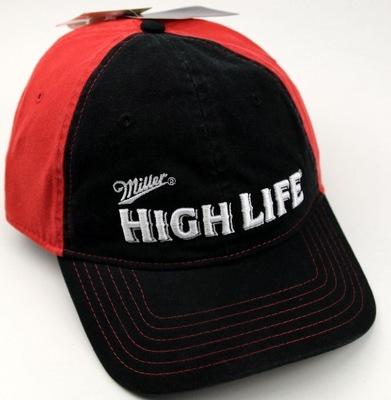 шапка гл мужские MILLER HIGH LIFE пиво