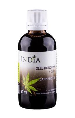 масло конопли КБР  ???  10 % India Cosmetics 50 мл.