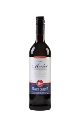 NIGHT Восточный вино Напитки Ноль % (половину)Сухое