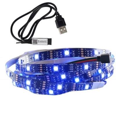Podsvietenie LED TV RGB BT 5V 49 50 55